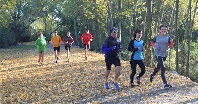 Logroño Deporte diseña seis circuitos para corredores populares