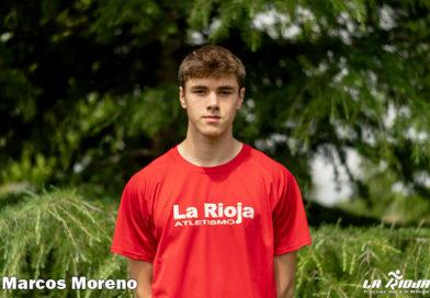 Marcos Moreno declarado Deportista de Alto Nivel
