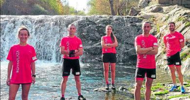De Miranda de Ebro a Ezcaray. El reto solidario del Roypa Plaza Team por Lucas