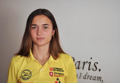 Laura Cortés, la atleta riojana revelación esta temporada