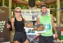 Rodrigo Vicente y Yaquelin Ali vencedores de la LV Subida al Castillo de Nájera