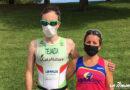 Sergio Tejada e Isabel De La Hera vencedores de la XVIII Carrera Tres Parques